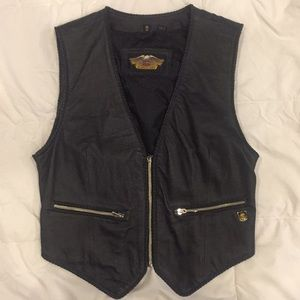 Jackets & Blazers - Harley Davidson Leather vest